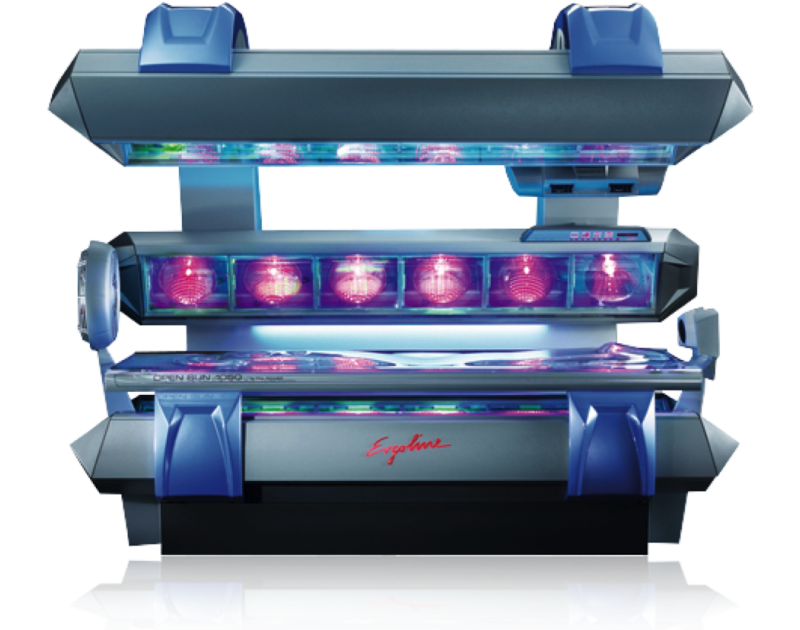 Artisun tanning beds for 24 hour tanning salon